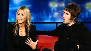"""getlinkyoutube.com-Liam Gallagher and Nicole Appleton on """"George Stroumboulopoulos Tonight"""""""