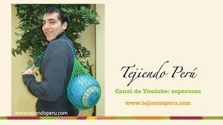 getlinkyoutube.com-Malla o red porta pelota de football o voley tejida a crochet