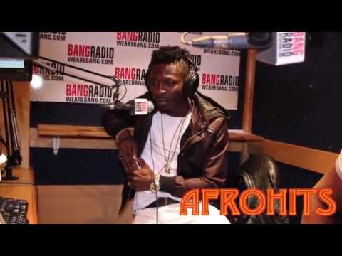 Shatta Wale Afrohits interview