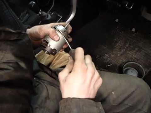Снятие и ремонт вентилятора печки Grand Vitara 2010г.