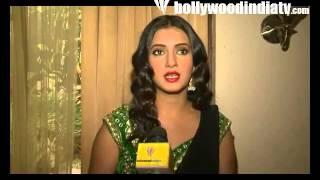 getlinkyoutube.com-Candid Interview with Additi Gupta as Sanam of Qubool Hai