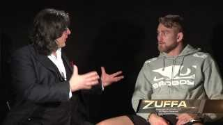 UFC Fight Night 37: Entrevista previa a Alex Gustafsson