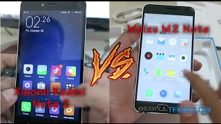 getlinkyoutube.com-Xiaomi Redmi Note 2 vs Meizu M2 Note Speed & Performance Test! (Indonesia with English Annotation)