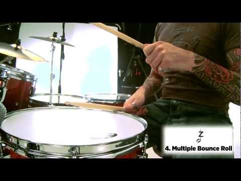 Pearl Drum Rudiments - Multiple Bounce Roll
