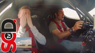 getlinkyoutube.com-GUY MARTIN drives Ferrari FXX   Reaction video