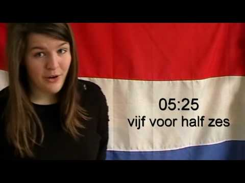 Learn Dutch - Telling Time