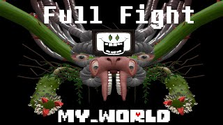 getlinkyoutube.com-Team Fortress 2: My World (Undertale Omega Flowey Map) UPDATED