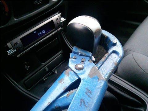 Дребезг ручки кпп на Nissan Almera N16