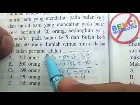 Cara Menghitung Aritmatika Dengan Cepat