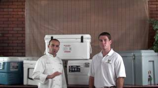 getlinkyoutube.com-High End Cooler Test by SportsmanGuys.com™ -
