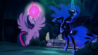 getlinkyoutube.com-Twilight Escapes From Nightmare Moon - My Little Pony: Friendship Is Magic - Season 5