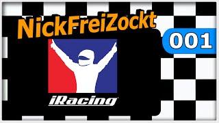 getlinkyoutube.com-iRacing #001 ► Dallara Dash Fun Race @ Charlotte Speedway ► Einfach mal wieder fühlen