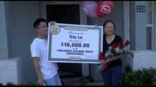 School Teacher Wins PCH