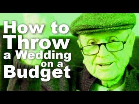 How to Throw a Wedding on a Budget