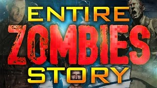 Call of Duty Zombies Storyline | ENTIRE STORY Explained! W@W to Black Ops 3 (FULL Timeline)