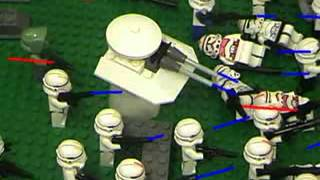 getlinkyoutube.com-Lego Clone Wars 501st Legion IV - Confederacy Strikes (filme