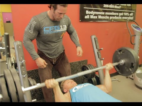 Swoldier Nation - Arms with @MikeOHearn