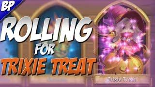 getlinkyoutube.com-Castle Clash Rolling For Trixie Treat