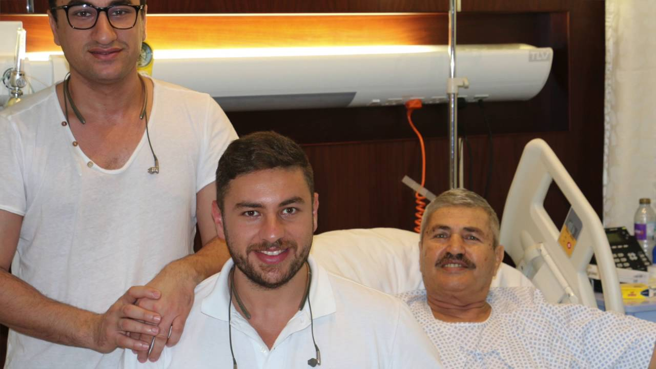 Total Knee Replacement Successful Operation - Ali Diab Mohra