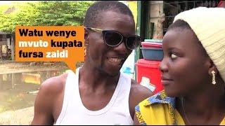 getlinkyoutube.com-Watu wenye mvuto kupata fursa zaidi   Kona ya vichekesho na Masai & Mau - Minibuzz