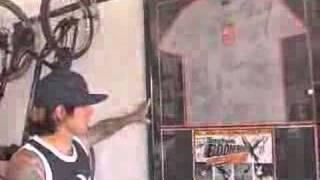 Carey Hart Garage Tour