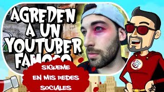 getlinkyoutube.com-AGREDEN A UN YOUTUBER - BYVIRUZZ