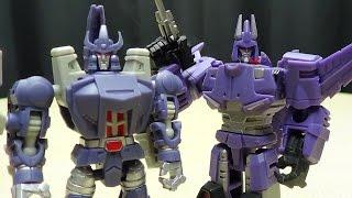 getlinkyoutube.com-DX9 TYRANT & HURRICANE (Galvatron & Cyclonus): EmGo's Transformers Reviews N' Stuff