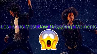 getlinkyoutube.com-Larry & Laurent | Les Twins | Most Jaw Dropping Epic Moments! (oh my!)