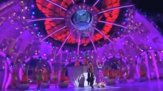 getlinkyoutube.com-Deepika padukone dance live to nagada sang nonstop