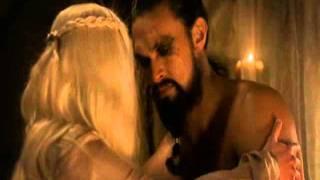 getlinkyoutube.com-Dany and Drogo: White Blank Page