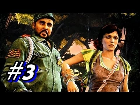 Let's Play Uncharted Golden Abyss - Part 3 Chapter 3