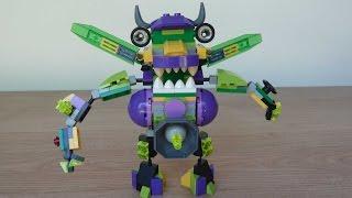 getlinkyoutube.com-LEGO MIXELS SERIES 6 MEGA MAX MOC Instructions