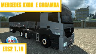 getlinkyoutube.com-Mercedes Axor + Caçamba Ets2 1.19