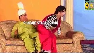 New Punjabi Stage Drama 2015 - Nasir Chinyoti, Qasir Piya Full Comedy Stage Show