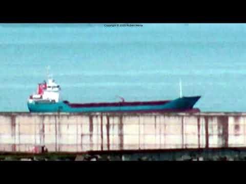 Click to view video GUNDEM MAKBULE IMO 9520388 3FDA6 PANAMA grabado en GIJON en HD el 19.10.2020 por Ruben Hevia.