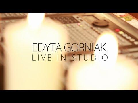 Edyta Gorniak pokazała swoje studio nagraniowe