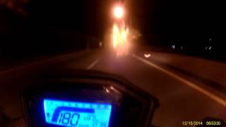 getlinkyoutube.com-top speed CB500F