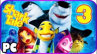Shark Tale Game Walkthrough Part 3 (PC) Movie Game Full [3 of 7] HD
