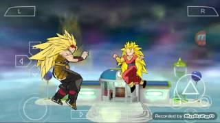 getlinkyoutube.com-Dbz shin budokai 2 mods db heroes hero ssj3/evil bardock ssj3+especial 25 subs parte 1