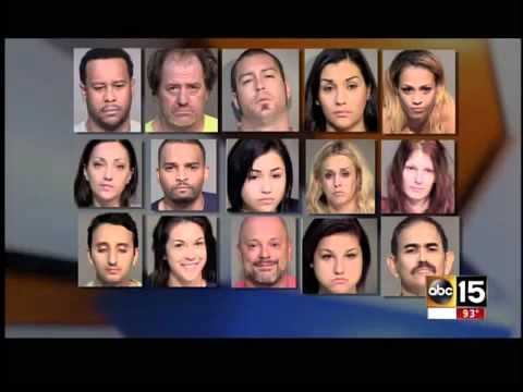 Prostitution ring bust at Tempe hotel