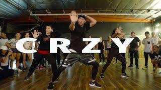 "getlinkyoutube.com-""CRZY"" - Kehlani Dance | @MattSteffanina Choreography #CRZYstrong (Crazy)"