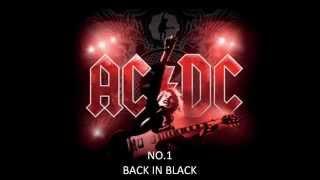 AC DC top 10 Mejores Canciones