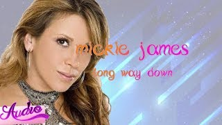 Mickie James   Long Way Down (2013) (Official Audio)