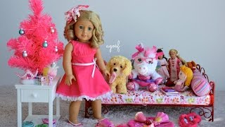 getlinkyoutube.com-How to Pack for your American Girl Doll Poppy Style! HD Watch in HD!