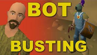 getlinkyoutube.com-Old School Runescape Bot Busting Stream Highlight #2