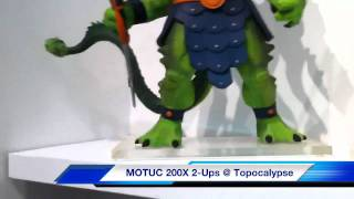 getlinkyoutube.com-Toypocalypse MOTU 200X Prototypes exhibit Four Horsemen