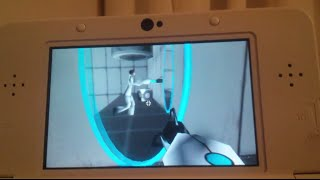 getlinkyoutube.com-Portal 3DS : alpha demo (Aperture Science 3D)