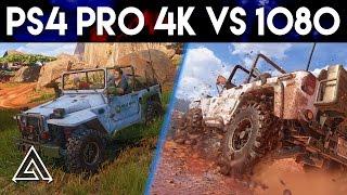getlinkyoutube.com-Uncharted 4 PS4 Pro 4k vs 1080p Gameplay