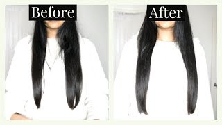 How To Grow Your Hair Longer / Black Seed Oil Hair Treatment