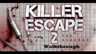 getlinkyoutube.com-Killer Escape 2: The Surgery Walkthrough